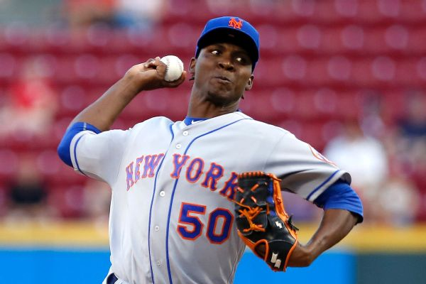 quality design 48f88 92cf2 Rafael Montero has torn UCL, will likely need Tommy John ...