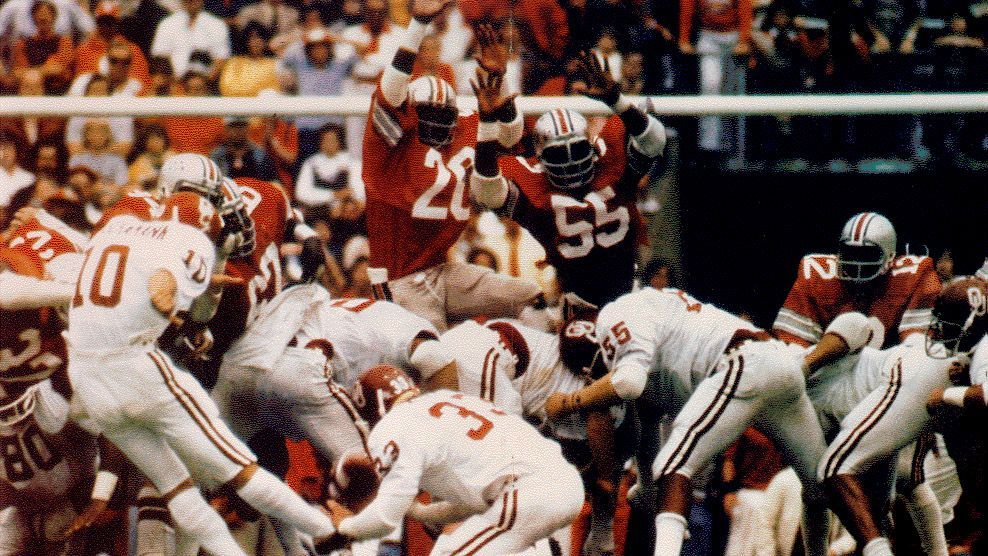 Oral history: How OU beat Ohio State with The Kick... and almost ...
