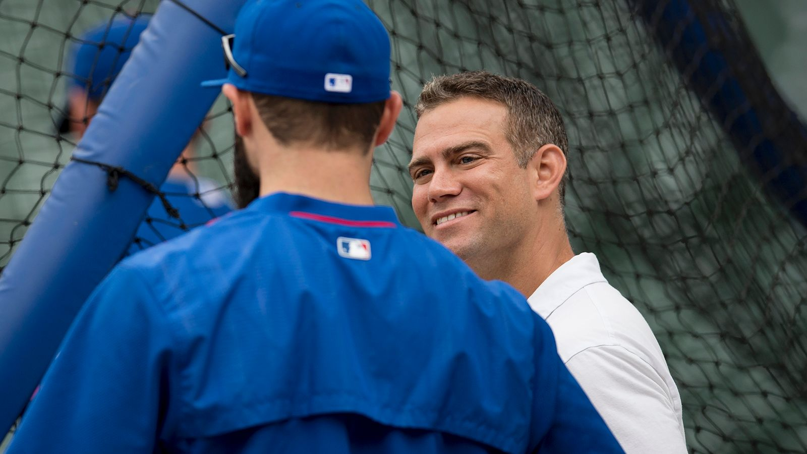 Theo Epstein is the mastermind behind the Cubs' season