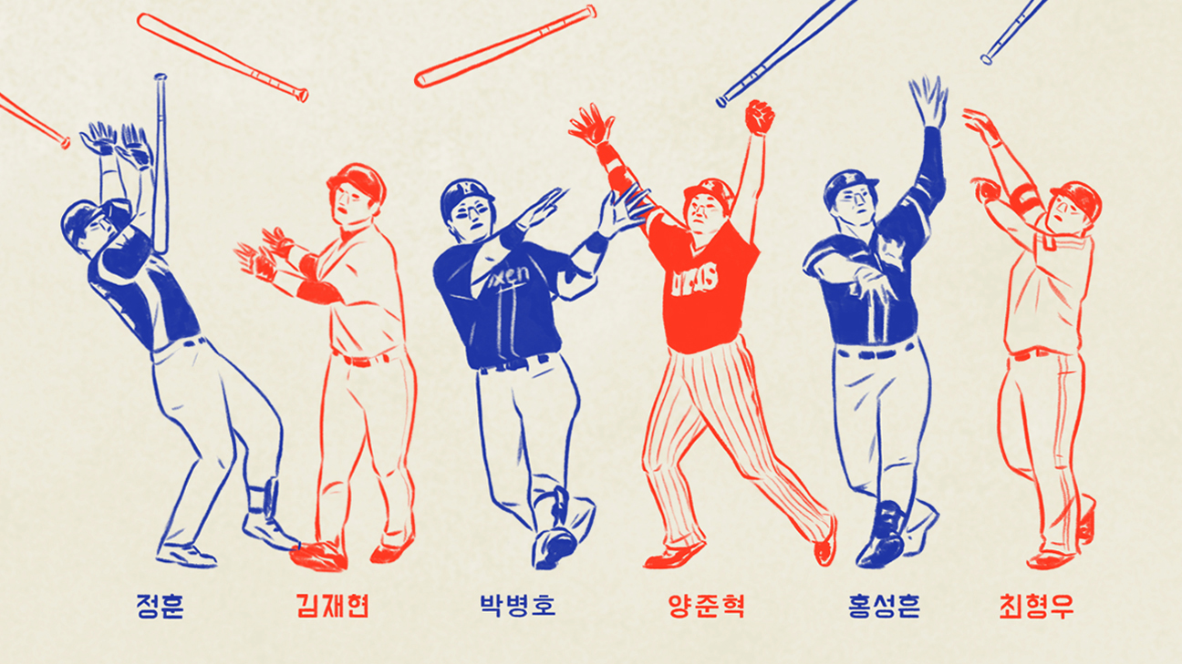 Korean bat flips are a major part of what makes the game fun for their domestic audience.