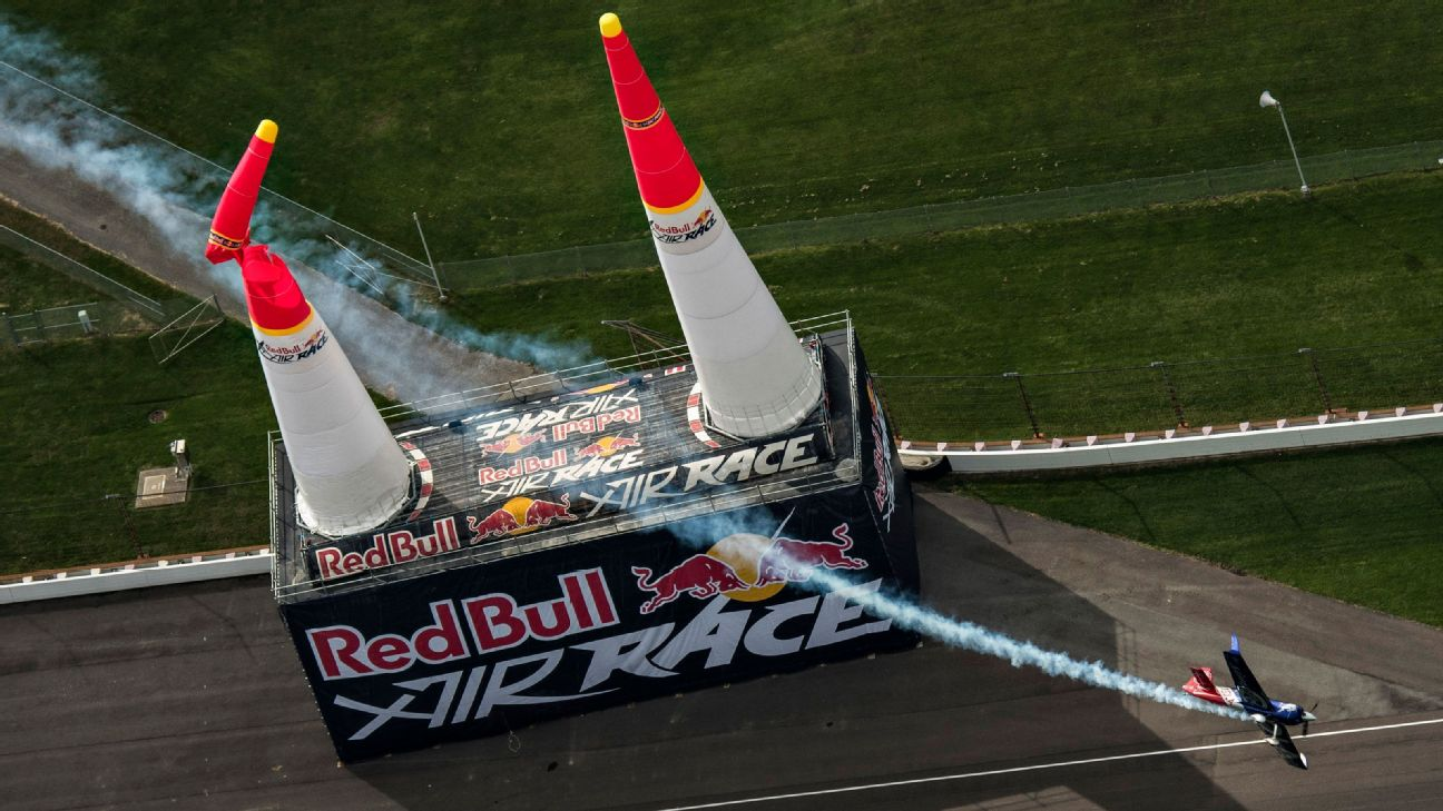Red Bull Air Race a success for Indianapolis Motor Speedway