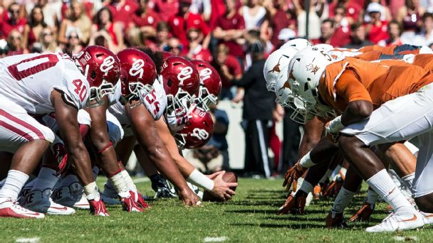 Texas, Oklahoma and SEC dominoes: Superconferences, Notre Dame and more