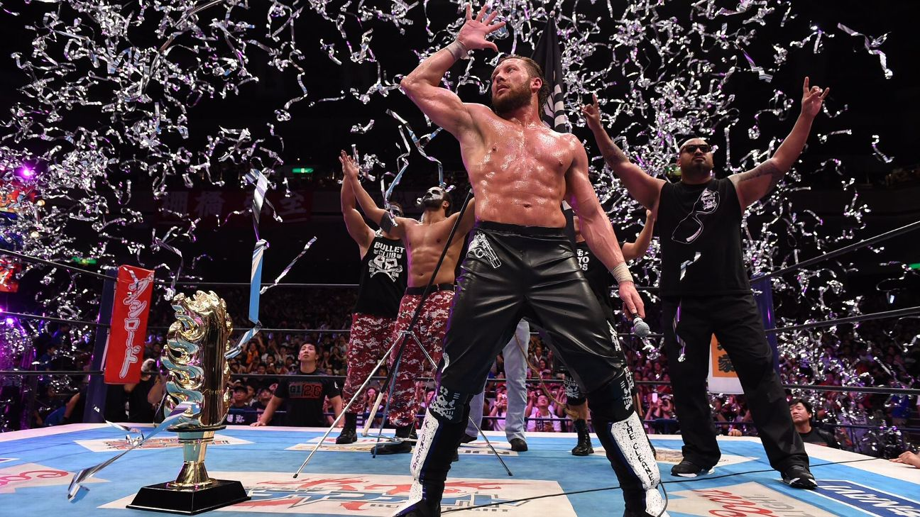 WWE interested in independent star Kenny Omega says Triple H