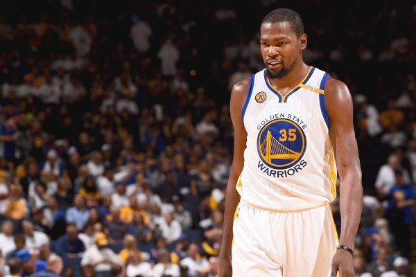 ed25494b0a83 Kevin Durant on Warriors debut  Loss to Spurs  woke us up a bit ...