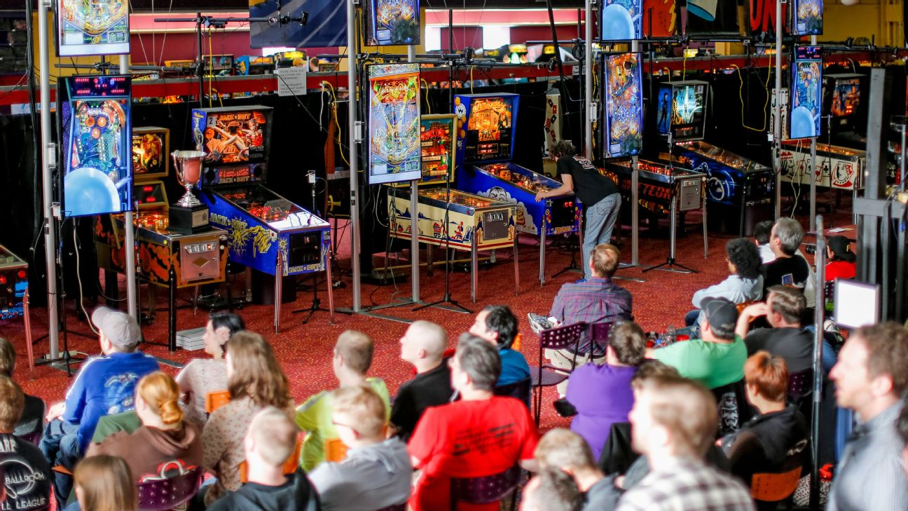 How Robert Gagno became one of the best pinball players in