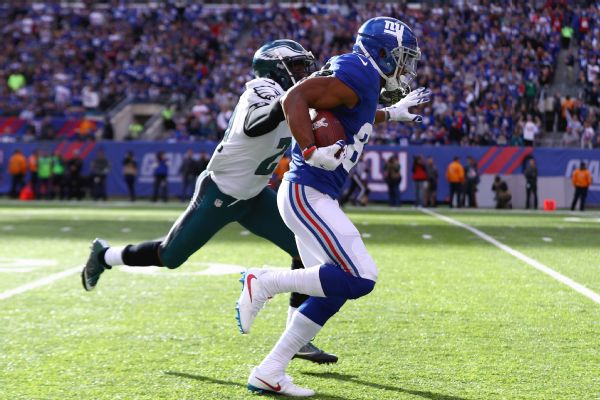 1c42832a9 Giants WR Victor Cruz (ankle) to miss MNF against Bengals