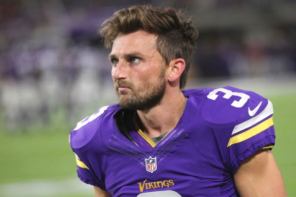After rough outing Sunday, Vikings replace Blair Walsh with Kai ...