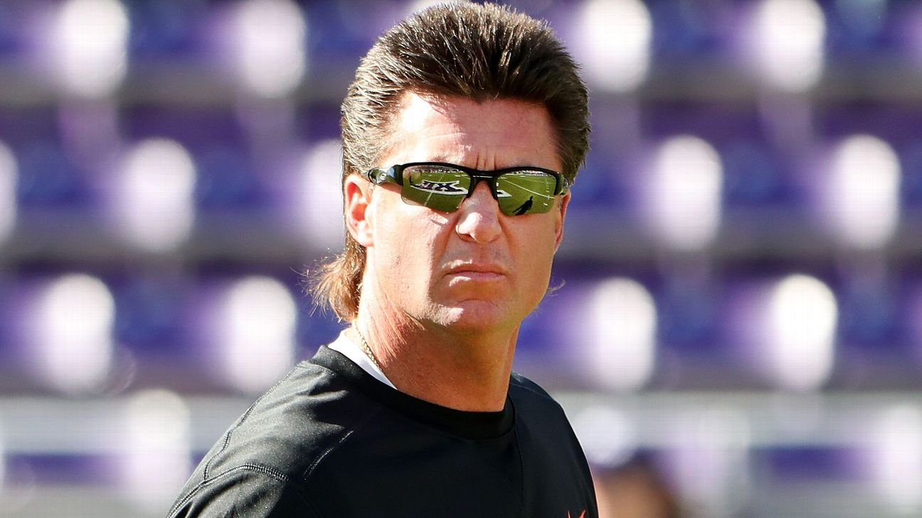 The Swag Mojo Power And Glory Of Mike Gundy S Mullet