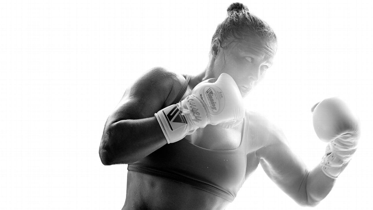 Ronda Rousey Espn