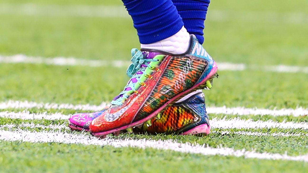 Odell Beckham Jr. of New York Giants