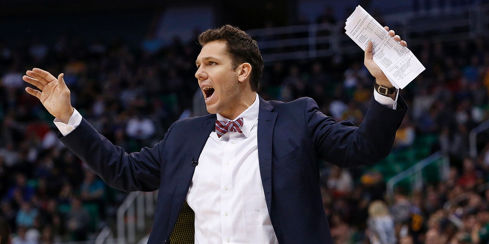 Image result for luke walton