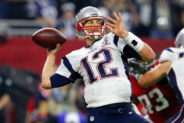 huge discount 159f3 66c1b Tom Brady's game-worn jersey missing after Super Bowl LI win ...