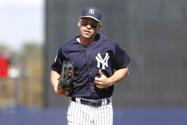 72d5742b174 Yankees shut down OF Ellsbury with hip issue