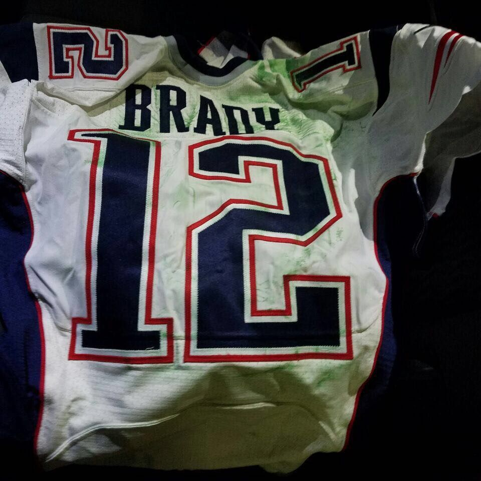 Tom Brady's stolen Super Bowl jersey found in possession of ...