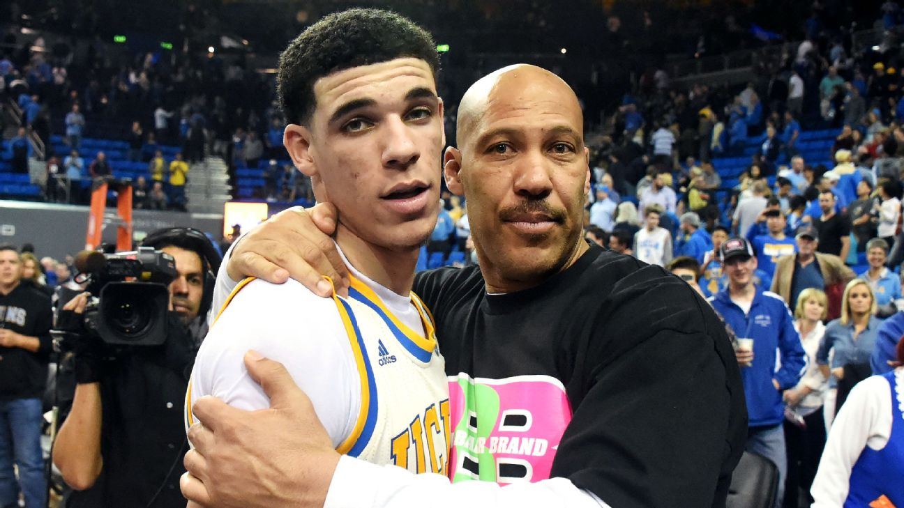 LaVar Ball doesn t want Lonzo Ball to be in New Orleans  82cb08f43