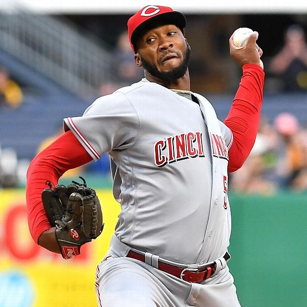 Image result for Amir Garrett