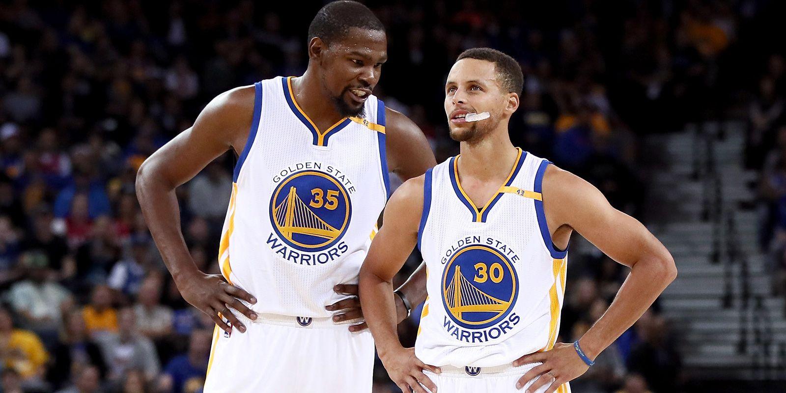 Curry:為KD加盟籃網感到高興,和他一樣對外界壓力有同感,會永遠記得這3年!-籃球圈