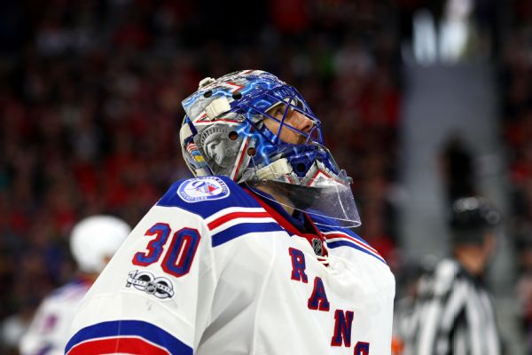 Rangers Henrik Lundqvist Joining Sweden At World Championships
