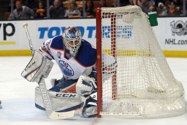 Cam Talbot Stats, News, Videos, Highlights, Pictures, Bio