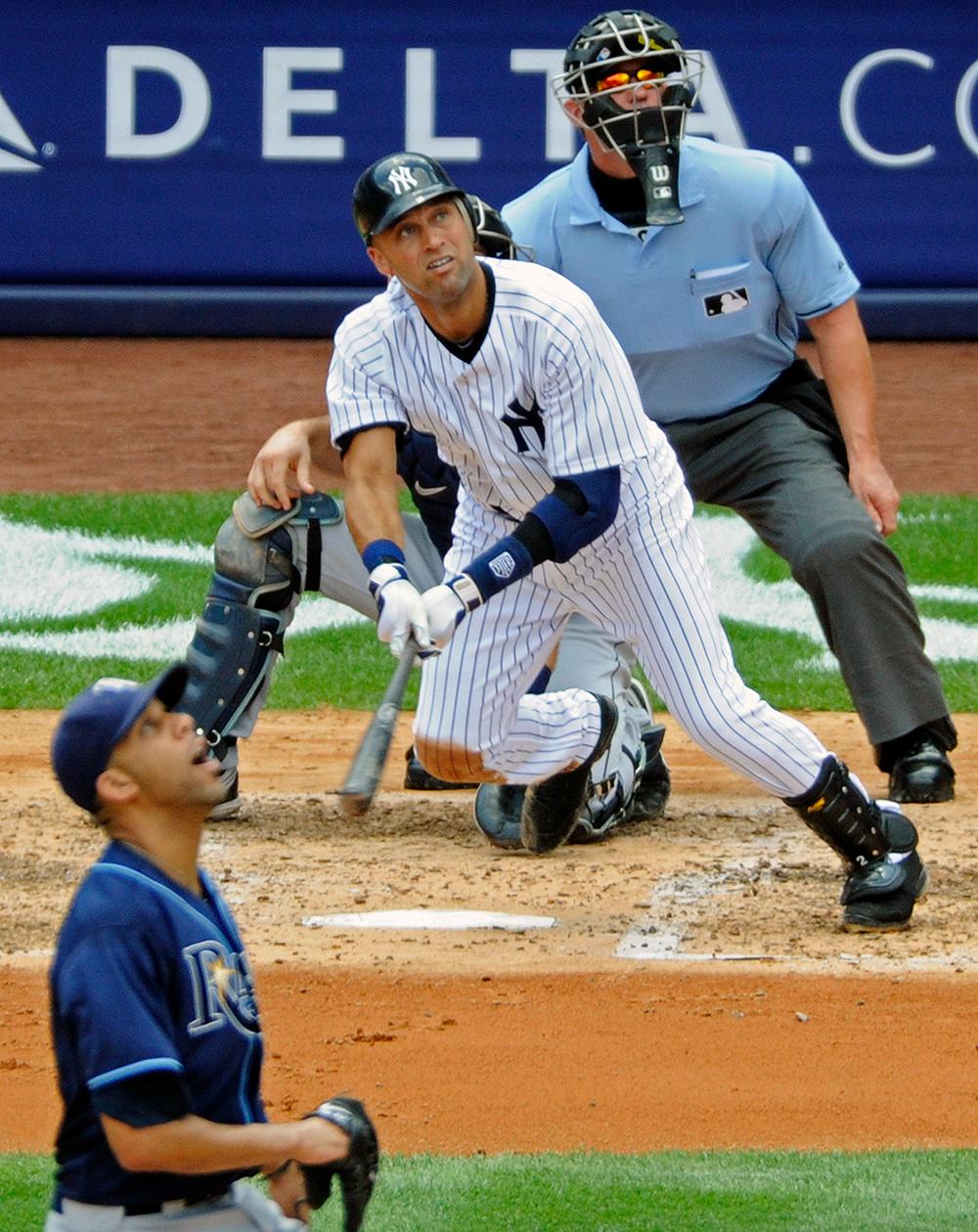 The moments that define Derek Jeter