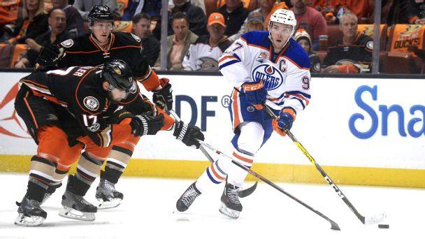 Ryan Nugent Hopkins Stats News Videos Highlights Pictures Bio Edmonton Oilers Espn