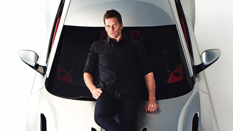 Aston Martin Signs New England Patriots Qb Tom Brady To Endorsement Deal