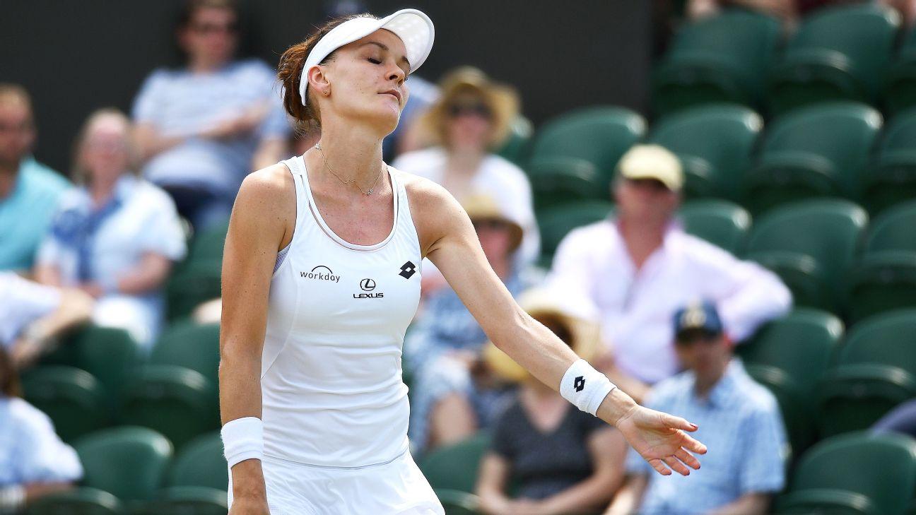 Former world No  2 Agnieszka Radwanska announces retirement