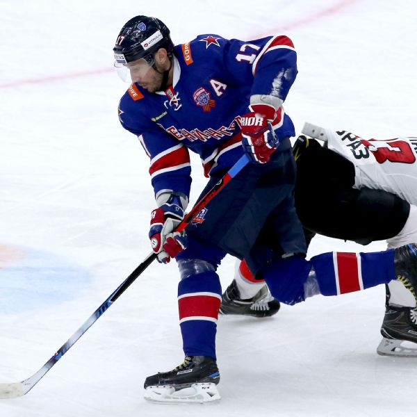 Ilya Kovalchuk Playing For Russia In Games Factored Into Call To R