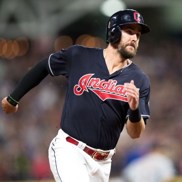 Tyler Naquin Stats, News, Pictures, Bio, Videos