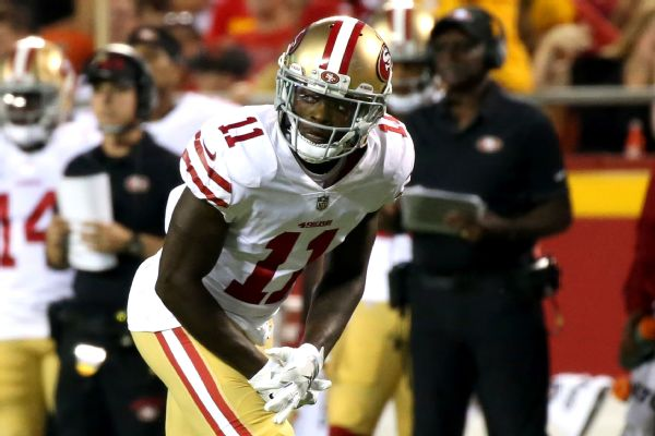 b13d2ad8c30 WR Marquise Goodwin agrees to three-year extension with 49ers ...