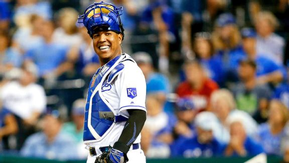 Image result for salvador perez 2017