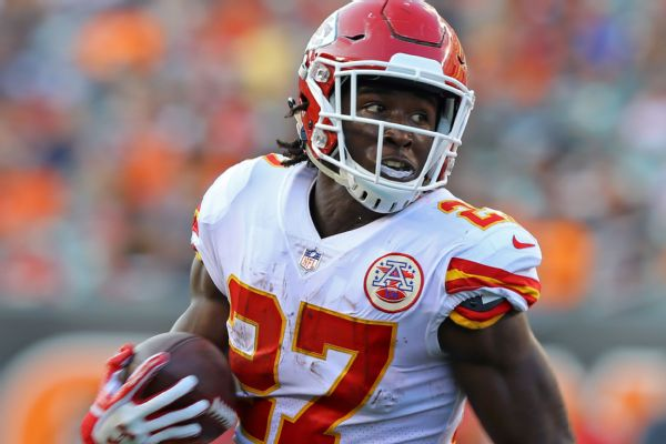 Lisa Salters will interview former Chiefs running back Kareem Hunt live on  Sunday NFL Countdown. The show starts at 9 a.m. ET on ESPN 81f4c0b0b