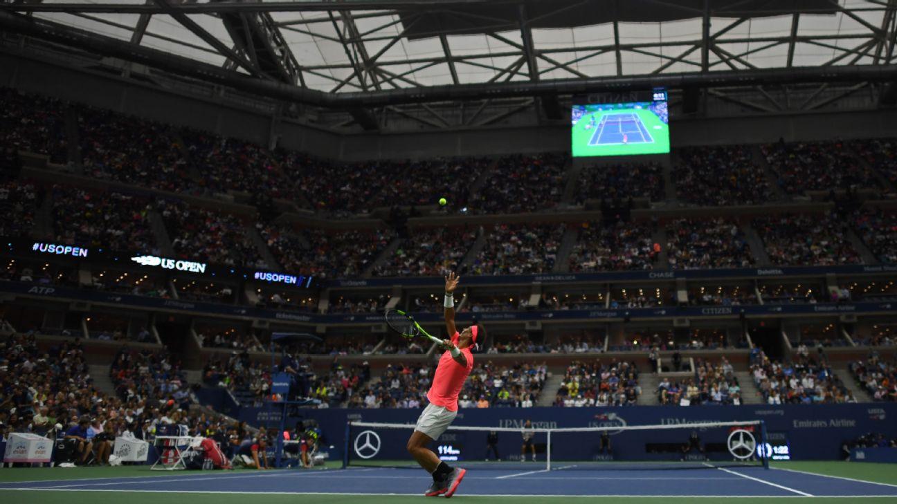 Protocolo especial para tenistas que viajen al US Open