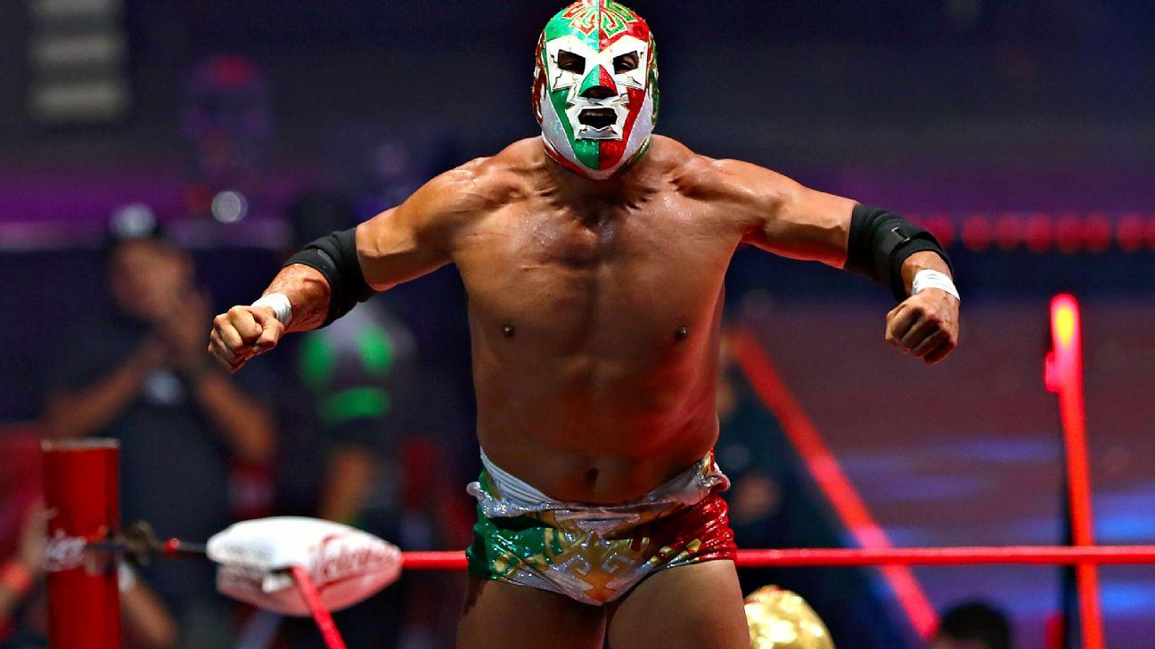 Luchador Dr. Wagner perdió máscara y ahora es Rey Wagner