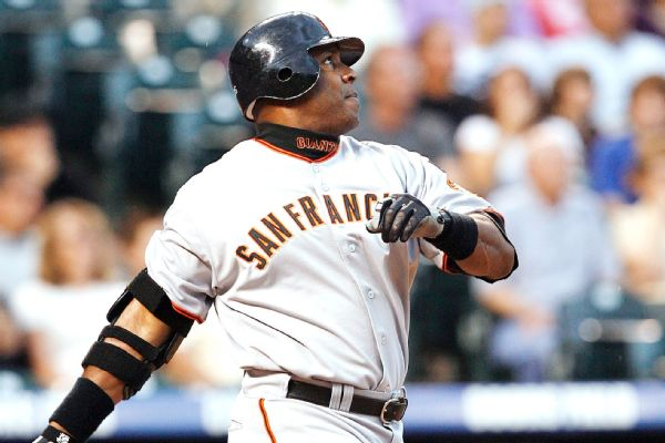 Willie McCovey: Letter to Hall of Fame voters aimed at Barry Bonds ...