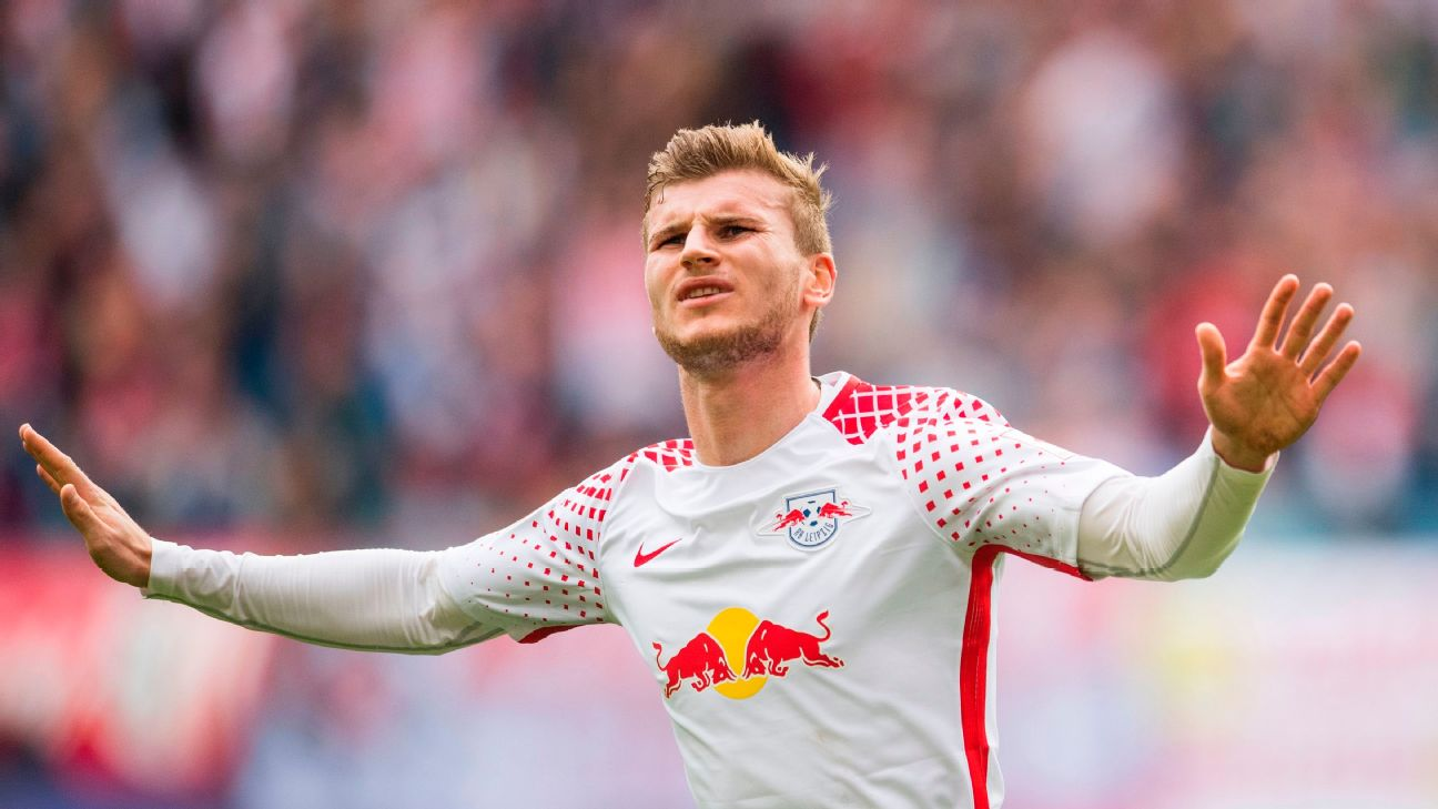 Sources: Chelsea close to deal for Leipzig's Timo Werner