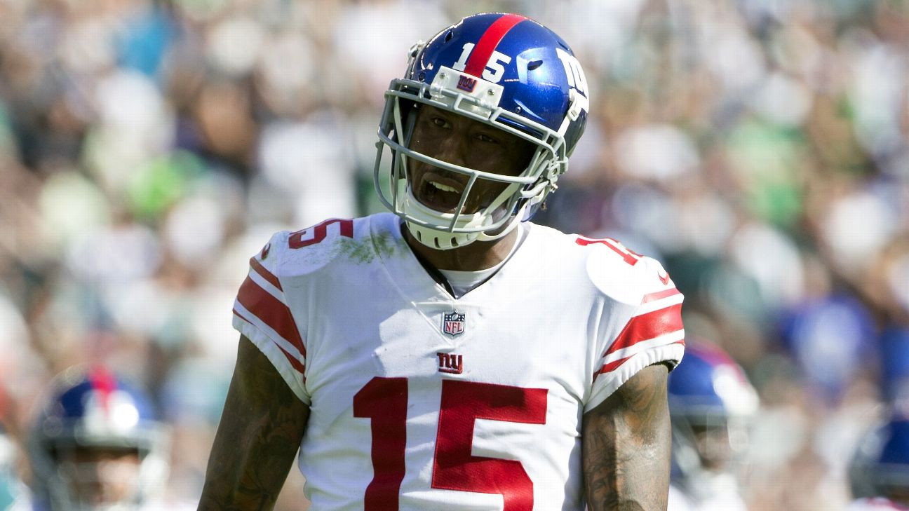 finest selection d6f97 d0076 New York Giants release WR Brandon Marshall