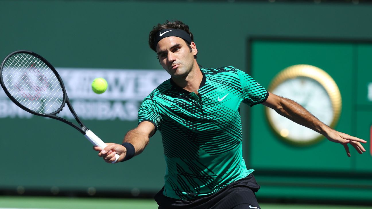 It Will Take More Than Roger Federer S Embrace For Serve And Volley Tennis To Make A Comeback