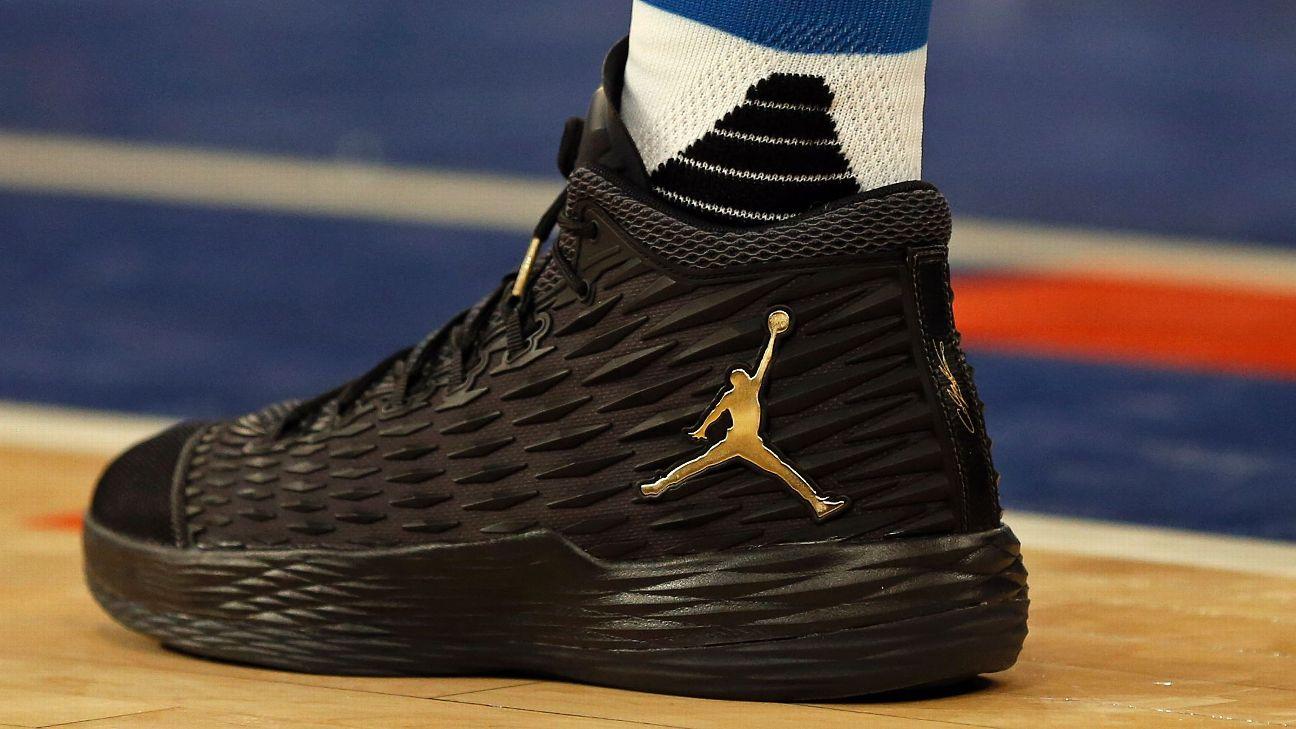 Jordan Brand ending Carmelo