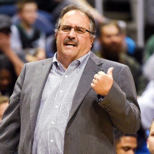 Stan Van Gundy named new coach of Pelicans