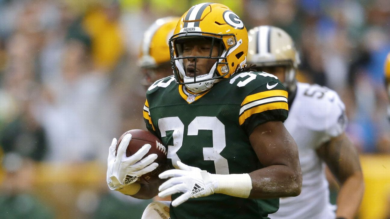 Packers Rb Aaron Jones Pleads No Contest To Marijuana Related Charge