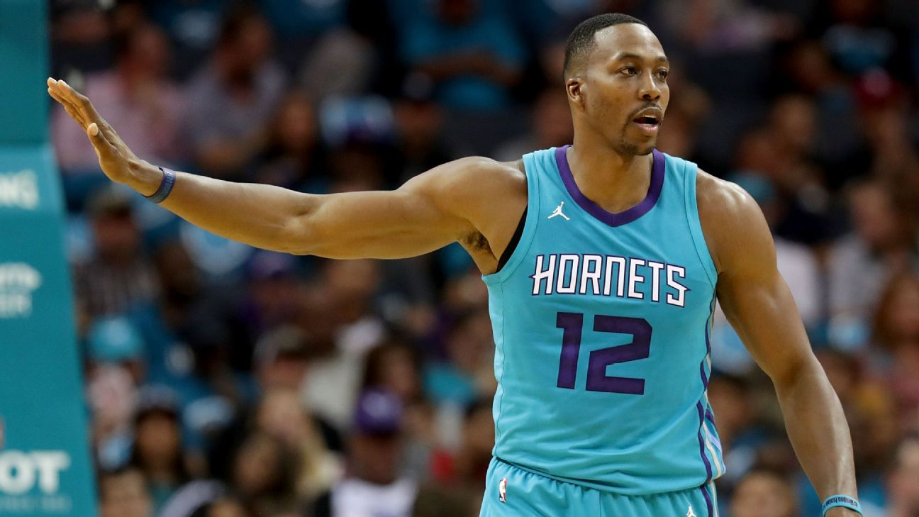 wholesale dealer 8f82f 6924c Nets finalize buyout with Dwight Howard, clearing way for ...