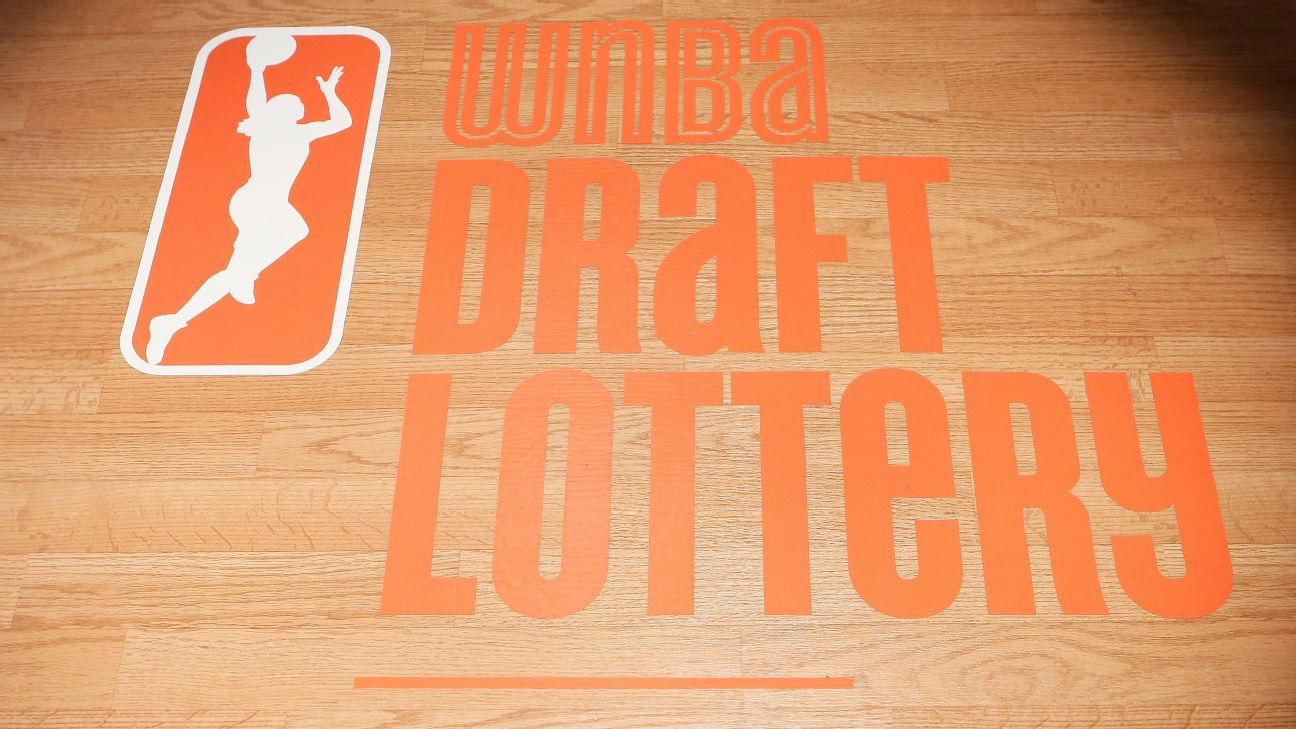 At Tuesday's draft lottery, Liberty hold 44% odds | abc7ny com