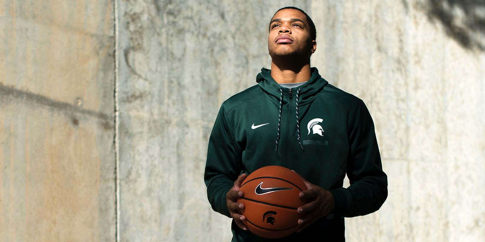 buy online 5b3a6 62a5d Why Michigan State's Miles Bridges decided to return to college