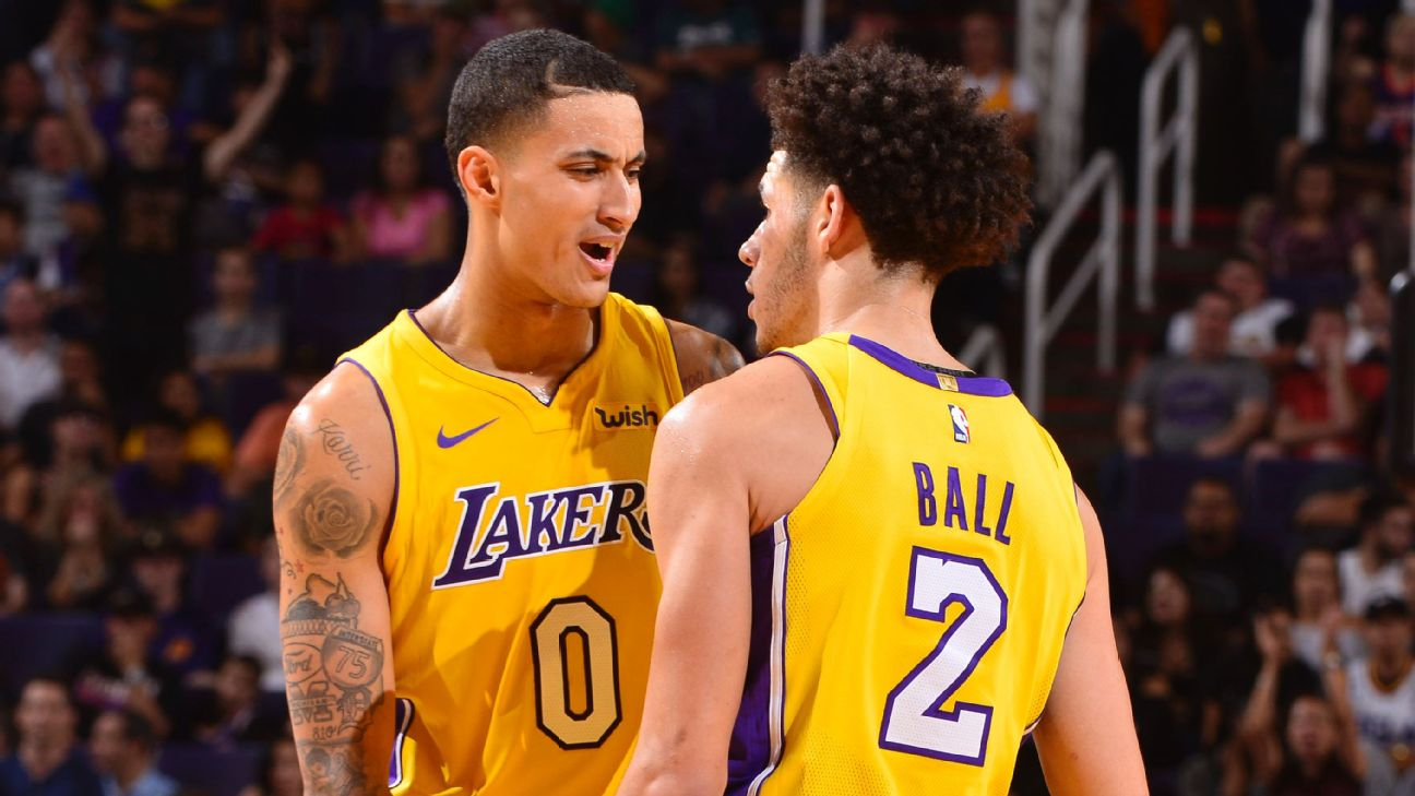 Lakers' Kyle Kuzma says media doesn't understand his