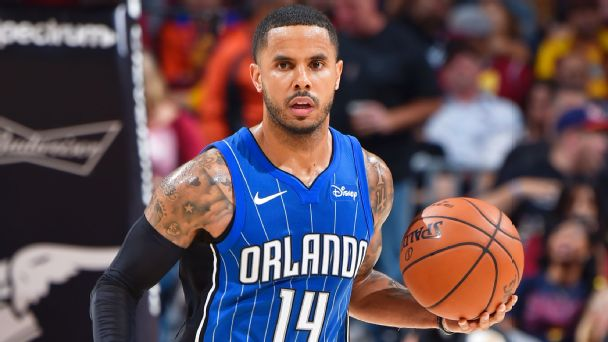 D.J. Augustin Stats, News, Videos, Highlights, Pictures ...