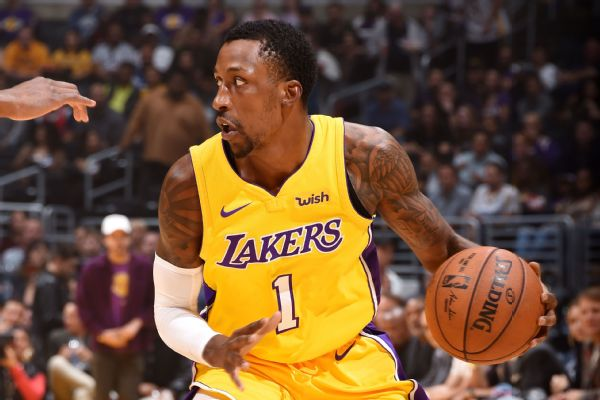 afadc652c Kentavious Caldwell-Pope missed Lakers  loss over legal matter