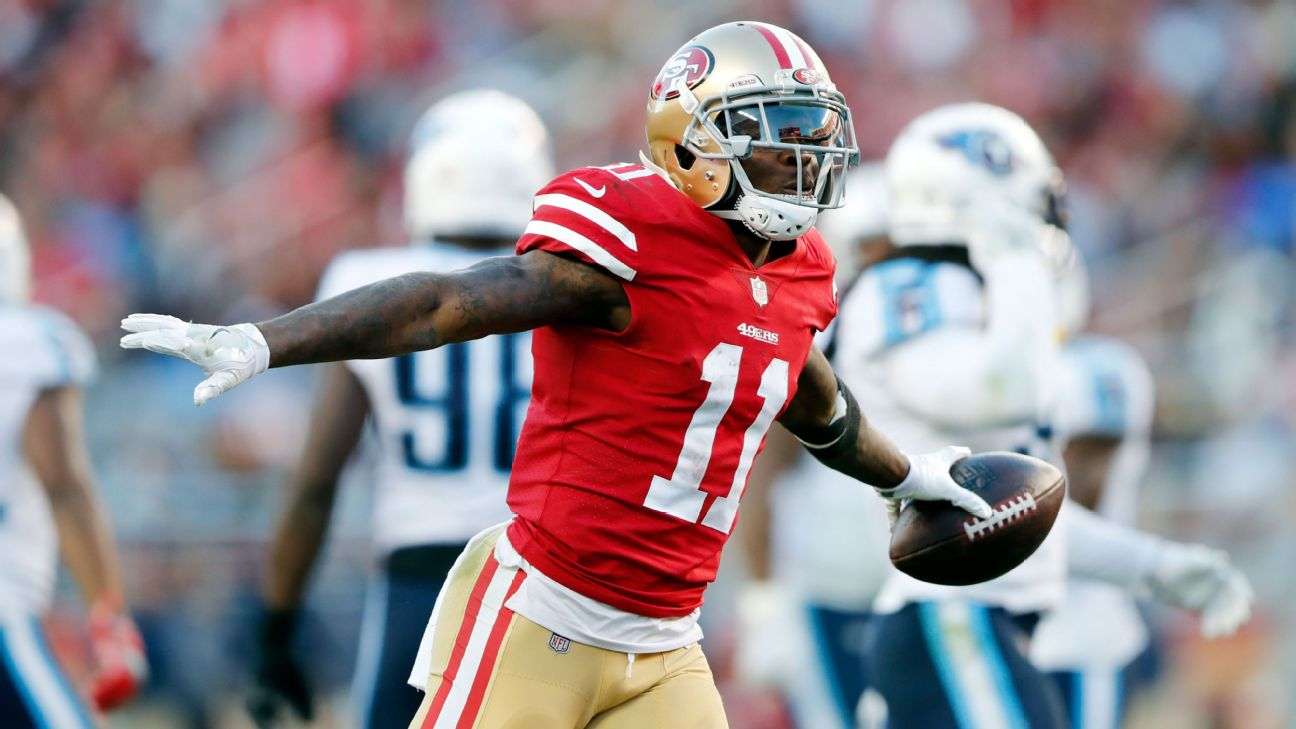 6dd5bac8d9a 49ers WR Marquise Goodwin buys new house for mother and sister ...