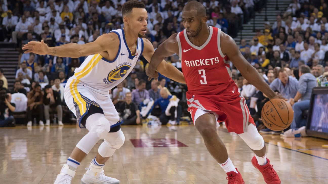 f818293aa261 Stephen Curry reflects on longtime link with Chris Paul
