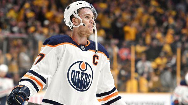 Oscar Klefbom Stats News Videos Highlights Pictures Bio Edmonton Oilers Espn